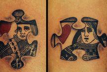 τατουάζ για δύο