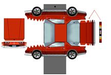 Carros Modelos de Papel