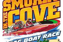 Cigarette Boat Poker Run