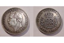 Portuguese India coins