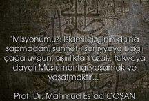 İslam / Son Dinin Adı