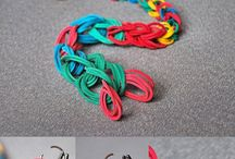 Crafts - Rainbow Loom / by Christie Z