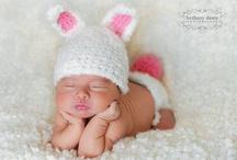 Maisy newborn shoot / by Trish George
