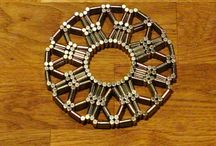 Magnetic toy (circles)