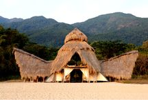 African Architecture & Living