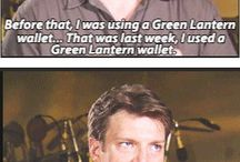Nathan Fillion / My favorite actor ever!