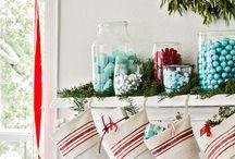 Christmas-y stuff / by Ashleigh C