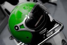 Coole Helme / Motorrad Helme Roller Helme