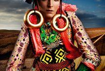 EthnoChic / Ethno, ethnic inspiration, ethnic jewelry, fashion, photography