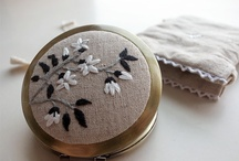 Embroidered Sewing Accessories
