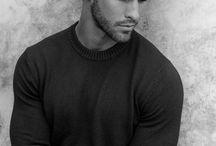 Male posing styles: Urban
