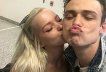 Thomas Doherty & Dove Cameron