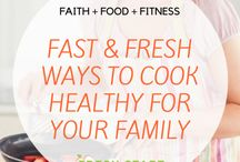 FRESH Start For Health Blog / We're all about fresh, easy, whole food eating and living and strive to provide valued centered on these simple goals. Follow our blog for health and faith focused content.