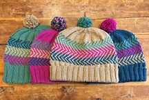 Stashbusting Knit Ideas