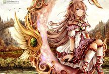 Anime and Manga Art / Anime/Manga-style art from various artists.