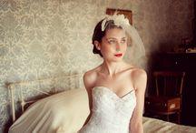 Wedding hair and makeup / Romantic wedding hair and makeup