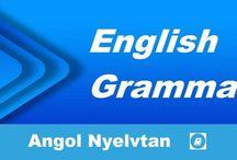 Angol Nyelvtan (English Grammar)
