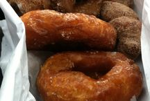 travel    Kentucky Donut Trail / The Kentucky Bakery's mentioned in several articles plus a few more local gems: http://travel.nytimes.com/2012/11/04/travel/twists-and-turns-along-a-kentucky-doughnut-trail.html