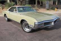 Buick Riviera 1966 to 1970 / by Adam Lang
