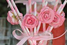 Roses for christening :)