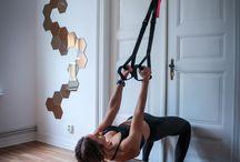 Übungen für den Rücken, Arme & Trizeps