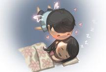 Sweet dreams cute