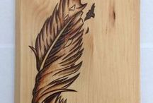 Καύση ξύλου