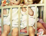 Vintage babies