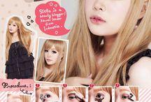 Beauty stuff (make-ups, hairs... )