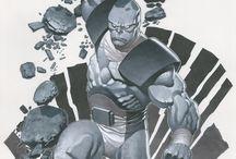 Super Heroes / by Sebastian Tanobas