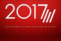 Our work ¡Feliz 2017 y Media a todos! #happynewyear #añonuevo #2017 #agency