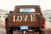 LOVE ... { Is All You Need } / L ♥ O ♥ V ♥ E Letters ~ How do I LOVE thee? Let me count the ways... / by V i c k i ❥