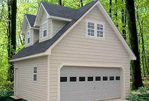 Garage cottage