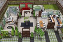 Sim house 3