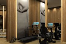 Gyms in Hotels / About the gyms and the fitness facilities of various hotels