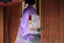 Japanese Geisha Girls, down to Geiko and Maiko