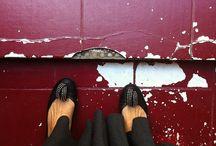 Happy feet / by Billur Saatci