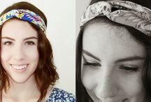 Headband / Inspirations for headbands