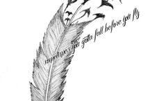 tattoos / some tattoos I might get stuck on ideas tho