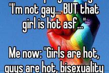 bisexualy- jsem hrdá že jsem bisexualka