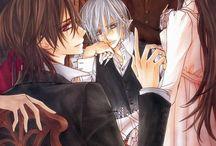 Vampir knight\Рыцарь вампир (≧◡≦) ♡