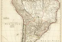 south america maps / A collection of South America map to guide you on your journey.