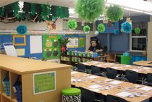 Third Grade Organization and Decoration!