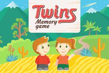 Twins Memory Game