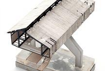 Crazy cool architecture