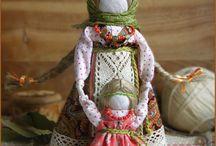 Берегини / куклы-обереги