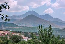 Hisarcık Fotoğrafları Kayseri / Erciyes dağının eteklerindeki Hisarcık, Kayseri'nin en gözde mekanlarından biridir.