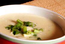 Receitas de Inverno | Winter Recipes / Sopas, fondues e outras receitas para te aquecer!  <3
