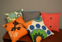Pillow Ideas / To celebrate my new video/DVD Secrets of Home Décor Sewing, I'm building a board of great ideas for sewing pillows!