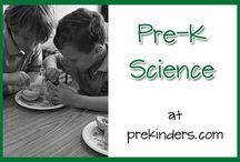 Prek Science